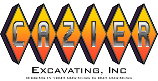 cazierexcavating Logo
