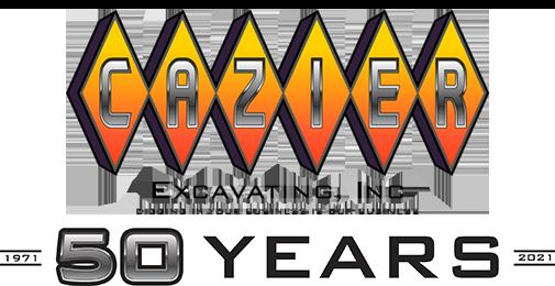 cazierexcavating Logo